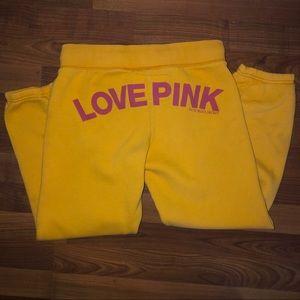 PINK Victoria's Secret Joggers